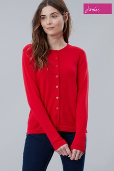 Joules Skye Round Neck Cardigan