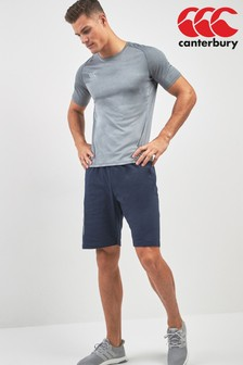 Canterbury Navy Vapodri Cotton Short