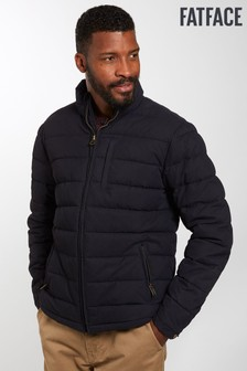 FatFace Blue Ripstop Padded Jacket