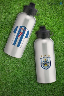 Personalised Huddersfield Town Water Bottle by Personalised Football Gifts