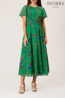 Hobbs Green Sarah Dress