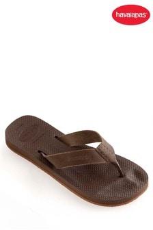 d0f275c8c3b5e Havaianas® Dark Brown Urban Special Flip Flop