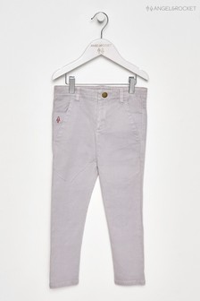 Angel & Rocket Grey Garment Dyed Trouser