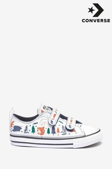 Converse Camping Chuck Ox Infant Trainers