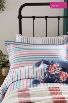Joules Lost Garden Pillowcases