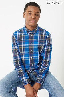 GANT Teen Boys Madras Shirt