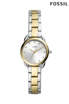 Fossil™ Two Tone Watch