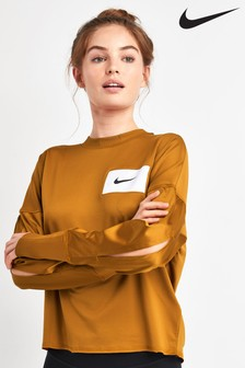 Nike Run Mid Layer Crew