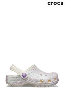 4203aaeafc52 Crocs™ Oyster Classic Glitter Clog