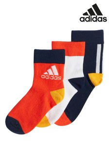 adidas Kids Multi Socks Three Pack