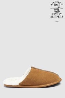 Sheepskin Mule