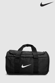Nike Team Black Training Duffel Bag