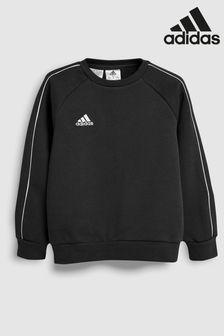 adidas Football Core Black Crew