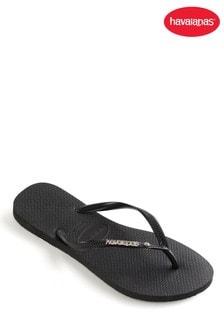 Havaianas® Crystal Slim Flip Flop