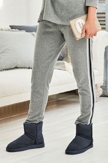 Cotton Towelling Joggers
