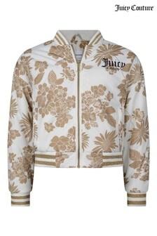Juicy Couture Floral Glitz Jacket