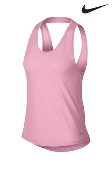 44f1f86bb7f7a Buy Women s tops Running Running Tops Vests Vests Nike Nike from the ...