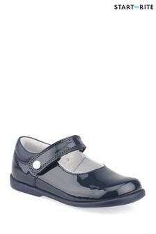 Start-Rite Blue Slide Shoe