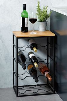 Bronx Large Floor Standing Wine Rack