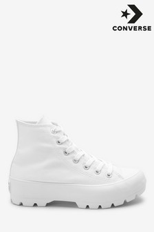 Converse Chuck Taylor All Star Lugged Sneaker Boot Trainers