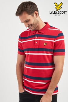 Lyle & Scott Stripe Polo