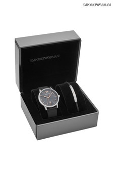 Emporio Armani Ruggiero Watch Set