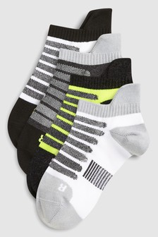Sports Socks Four Pack (Older)