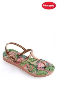 88c7728b8 Havaianas® Kids Flamingo Print Toe Thong