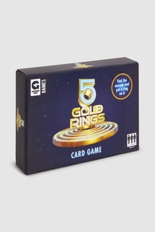 5 Gold Rings Card Game