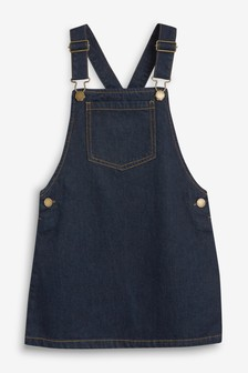 Denim Pinafore (3-16yrs)
