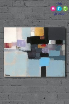 Abstract Opus 11 by Colin Ruffell Canvas