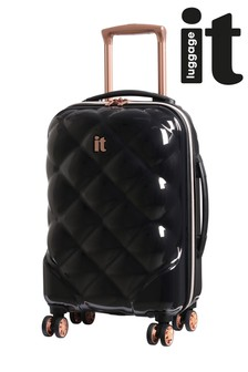 IT Luggage St Tropez Quilted Look Cabin Case