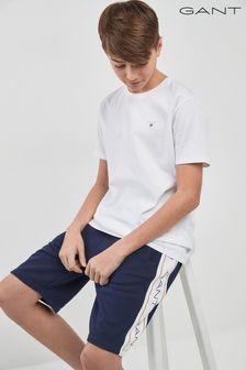 GANT Teen Original T-Shirt, weiß