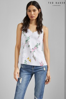 Ted Baker White Cami Top