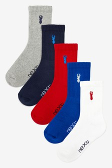 Stag Sports Socks Five Pack (Older)