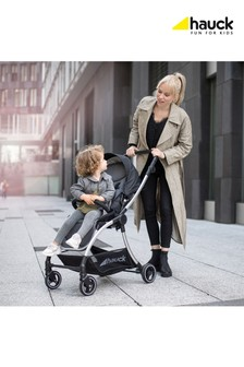 Hauck Eagle 4S Pushchair Black/Grey