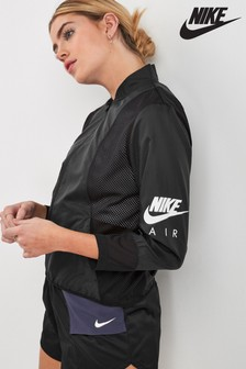 Nike Air Black Running Jacket
