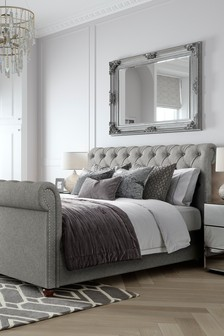 Westcott Sleigh Bed