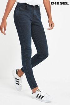 Diesel Slandy High Waist Skinny Fit Jean
