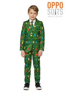 Boys' Christmas Jumper Suit