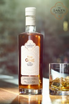The Lakes Distillery One Fine Blended Whisky 70cl