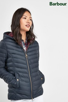Barbour® Coastal Navy Highgate Quilted Jacket