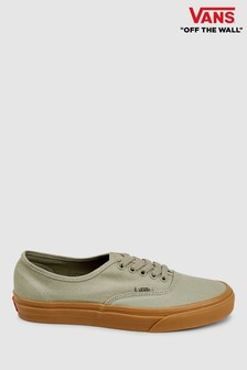Vans Khaki Authentic Trainer