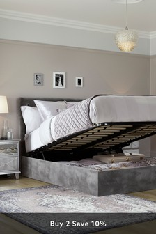 Paris Ottoman Storage Bed
