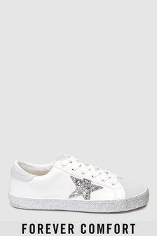 Forever Comfort Lace-Up Trainers
