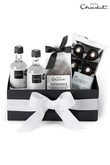 Hotel Chocolat The Chocolate And Gin Gift Collection