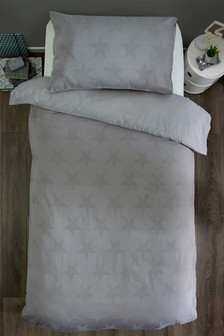 Cotton Rich Star Waffle Bed Set