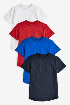 T-Shirts Four Pack (3-16yrs)