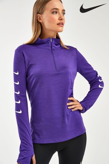Nike Swoosh 1/2-Zip Running Top