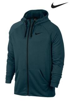 Nike Train Dry Blue Training Hoody